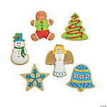 Holiday Sweets Cookie Magnets