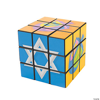 Hanukkah Magic Cubes