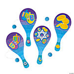 Hanukkah Paddleball Games