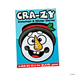 """Cra-Zy"" Snowman & Winter Story Activity Books"