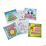 Christmas Religious Fun & Games Books