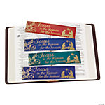 """Jesus Is The Reason"" Bookmarks"