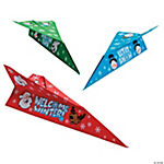 Holiday Paper Airplanes
