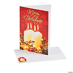 """Merry Christmas"" Cards"