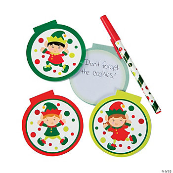 Pen & Elf Notepad Sets
