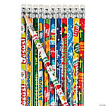 Religious Christmas Pencil Assortment