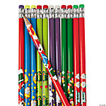 Personalized Religious Christmas Pencils