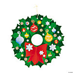 Make-A-Decorative Wreath Sticker Scenes