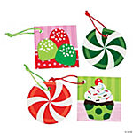 Sweet Treats Favor Tags