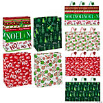 Large Christmas Gift Bag Assortment