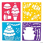 Sweet Treat Die Cut Stencils