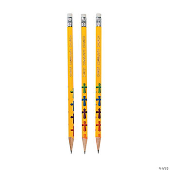 Personalized Cross Pencils
