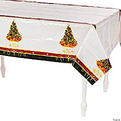Christmas Tree Table Cover