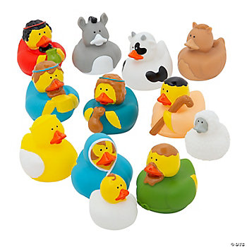 Inspirational Rubber Duckies