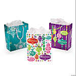 Medium Jeweltone Gift Bags