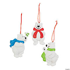 Polar Bear Ornaments