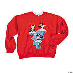 Women's Penguin Sweatshirt