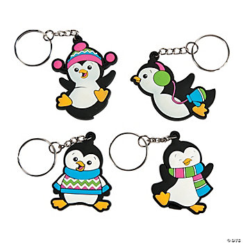 Penguin Key Chains
