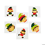 Elf Glitter Tattoos