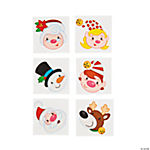 Holly Jolly Glitter Tattoos
