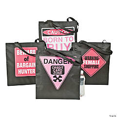 Danger Shopper Totes