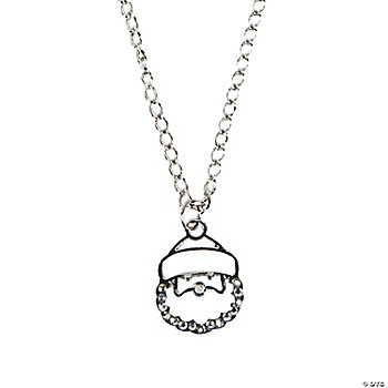 Santa Necklaces