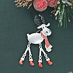 Reindeer Moveable Pin