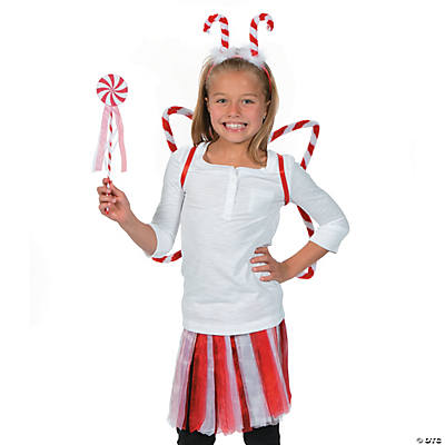 Peppermint Fairy Costume for Kids