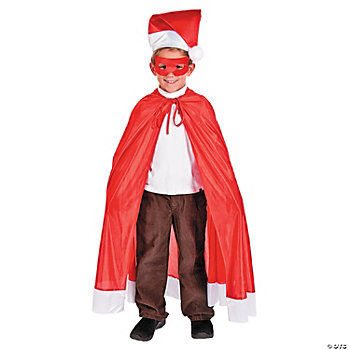 Super Santa Child's Costume