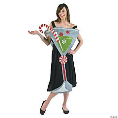 Holiday Martini Costume