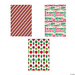 Red & Green Wrapping Paper