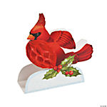 Cardinal & Holly Place Cards