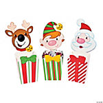 Christmas Candy Buckets
