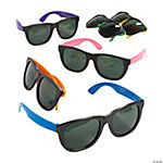 Rubber Neon Sunglasses