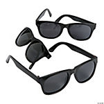 Plastic Black Nomad Sunglasses