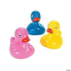 Cute Weighted Ducks