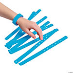Neon Blue Wrist Tickets
