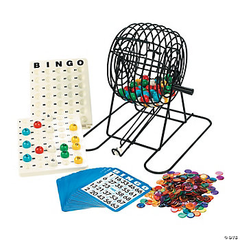 Party Bingo Set