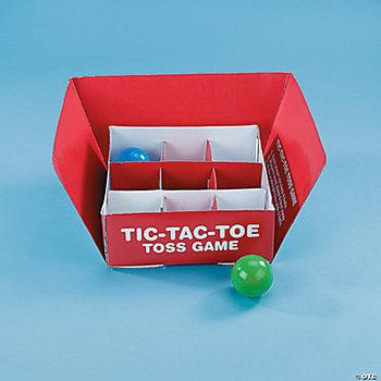 5x5 TicTacToe Toss Carnival Game Rental | Interactive Games  |Tic Tac Toe Toss