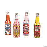 12 Carnival Drink Bottle Labels