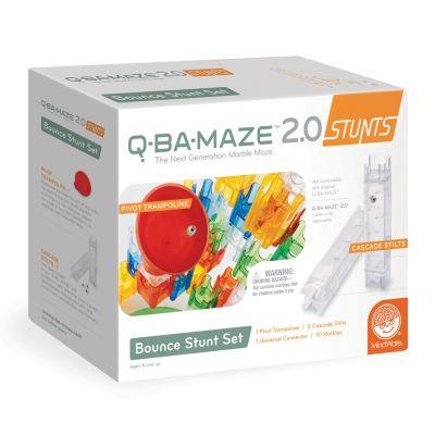 Q-BA-MAZE 2.0: Bounce Stunt Set