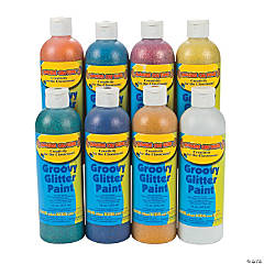 Groovy Glitter Paint Set