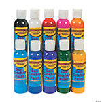 10 Pc. Super Sun-Tastic Sun Catcher Paint Set