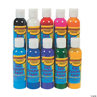 Super Sun-Tastic Suncatcher Paint Set