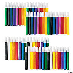 72 Pc. Marvelous Sun Catcher Paint Pen Mega Kit