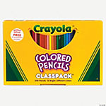 240 Pc. Crayola® Colored Pencils