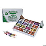 Crayola® 800 Pc. Regular Crayons Classpack®