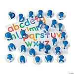 Nifty Knob Lowercase Letter Stampers