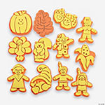 Fall! Foam Stamps