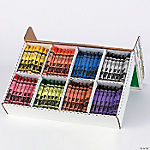 Crayola® 200 Pc. So Big® Crayon Classpack®